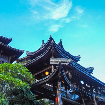 Magnificent Chinese Architecture Tour