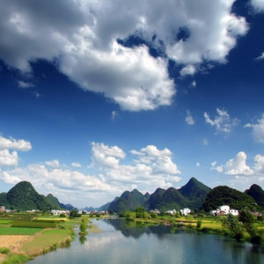 3-day Weekend Guilin and Yangshuo Tour from HK