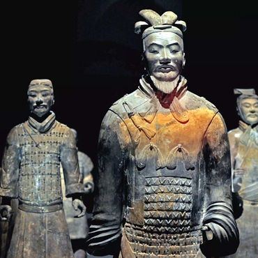 One Day Bus Tour to Terra Cotta Warriors and others