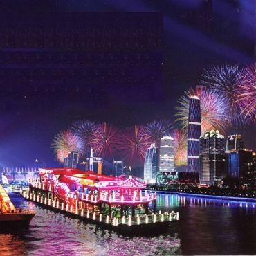 1-day Guangzhou Tour from Hong Kong by Boat