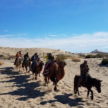 Beautiful Xinjiang Experience Tour