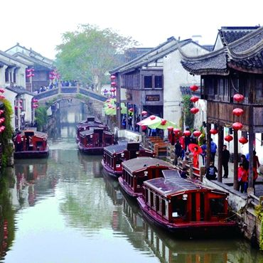 One Day Bus Tour to Suzhou Classical Gardens and others