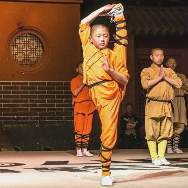 Concentrative Chinese Kungfu Experience Tour, from US$1614