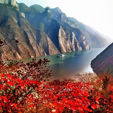 Three Gorges